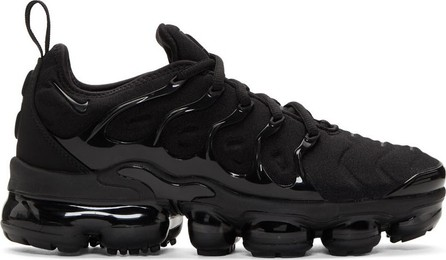 Nike Black Air VaporMax Plus Sneakers