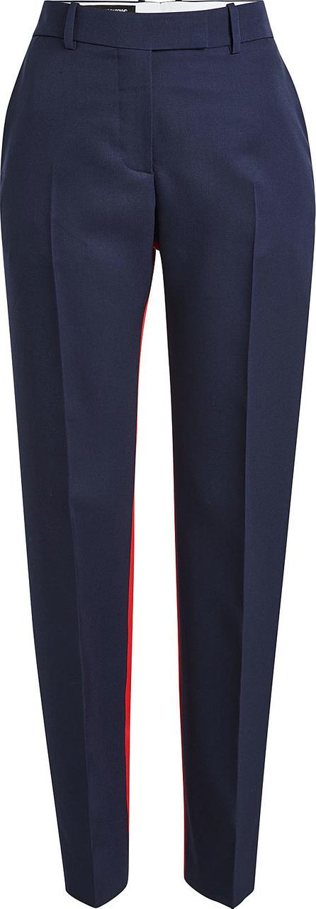 Calvin Klein 205W39NYC Two-Tone Wool Pants