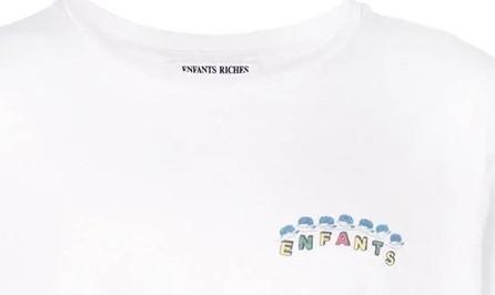 Enfants Riches Deprimes colorful logo t-shirt