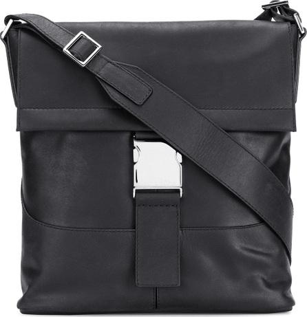 Orciani Flat foldover shoulder bag