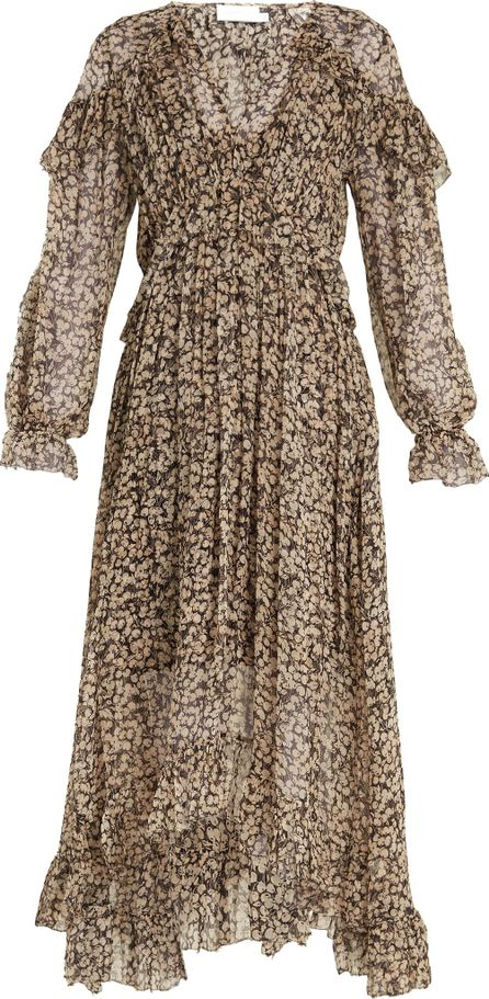 Zimmermann Prima Cherry silk-georgette dress