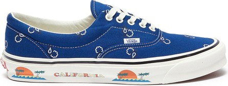 Vans 'OG Era LX' graphic print lace-up sneakers