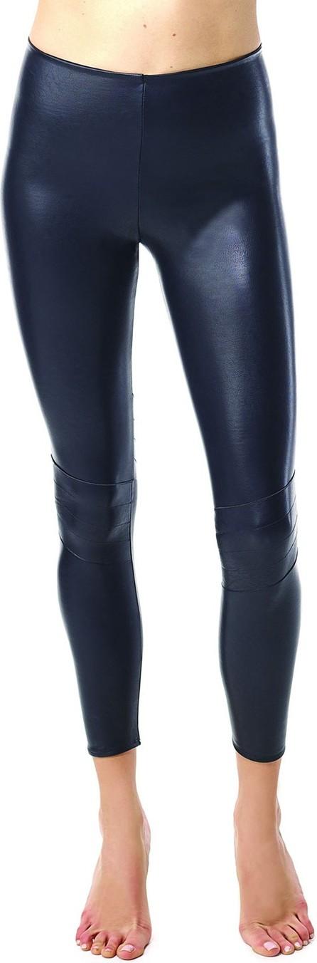 Commando Faux-Leather Moto Leggings