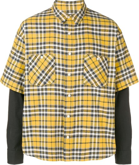 Adaptation Layered sleeve shirt