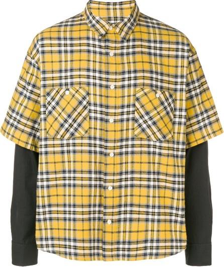 Adaptation Layered sleeve shirt