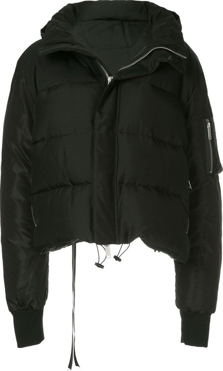 Ben Taverniti Unravel Project Zipped bomber jacket
