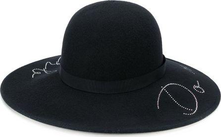 Eugenia Kim Do Not Disturb trilby hat