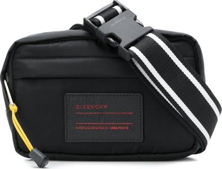 Givenchy logo patch belt bag