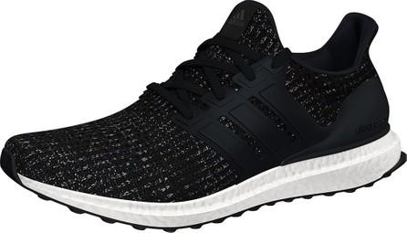 Adidas Men's Ultraboost Running Sneakers, White/Black
