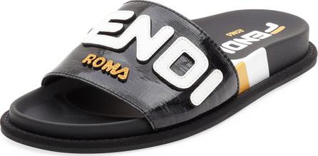 Fendi Fendi FF Slide Sandals