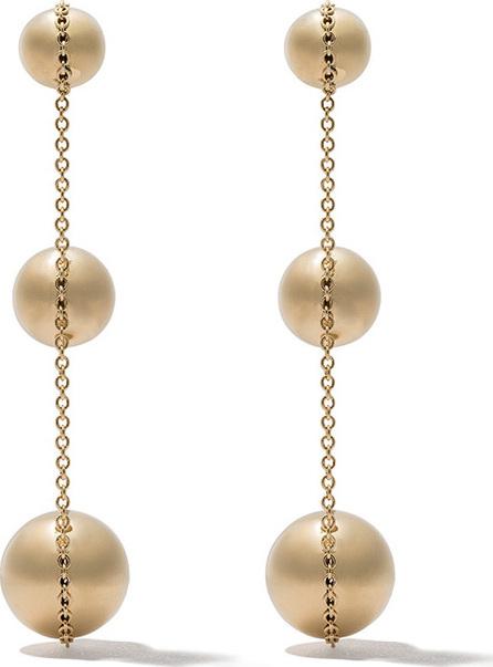 Tiffany & Co 18kt yellow gold Tiffany City HardWear triple drop earrings