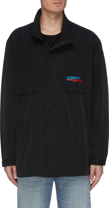 Doublet Chaos Embroidered Track Jacket