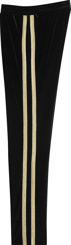Anna Sui Velvet Sweatpants