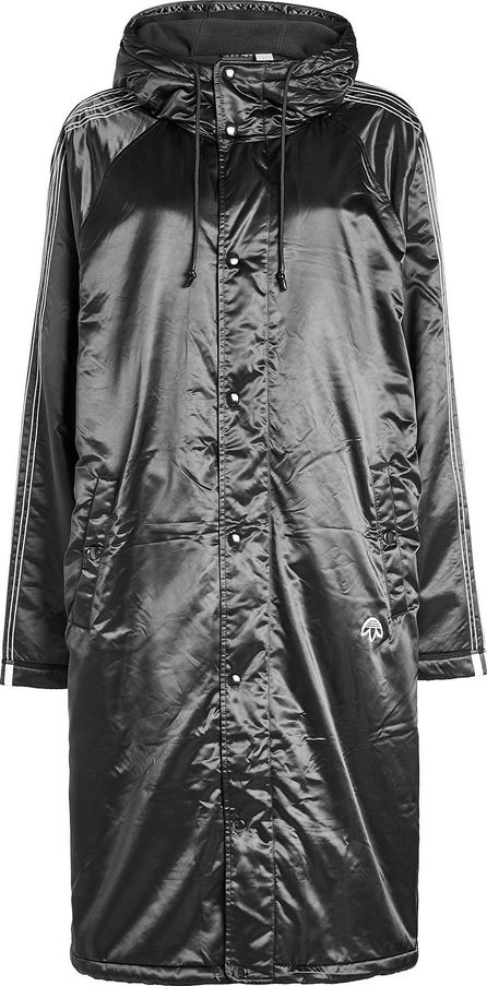 Adidas Originals by Alexander Wang Satin Parka