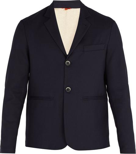 Barena Venezia Single-breasted twill blazer