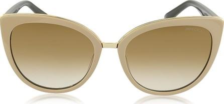 b97f0fd9f425 Jimmy Choo DANA S Acetate Cat Eye Sunglasses