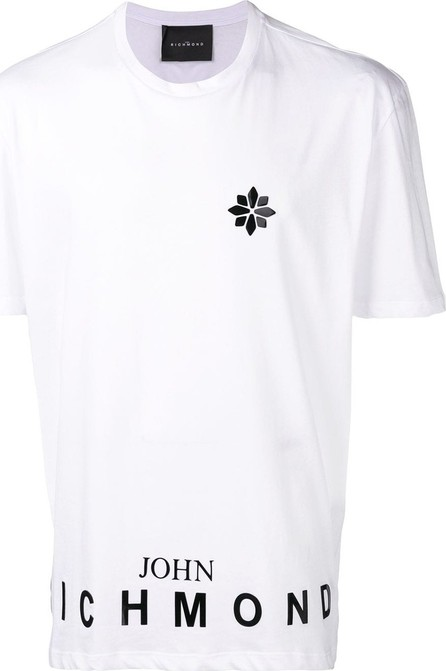 John Richmond Logo printed T-shirt