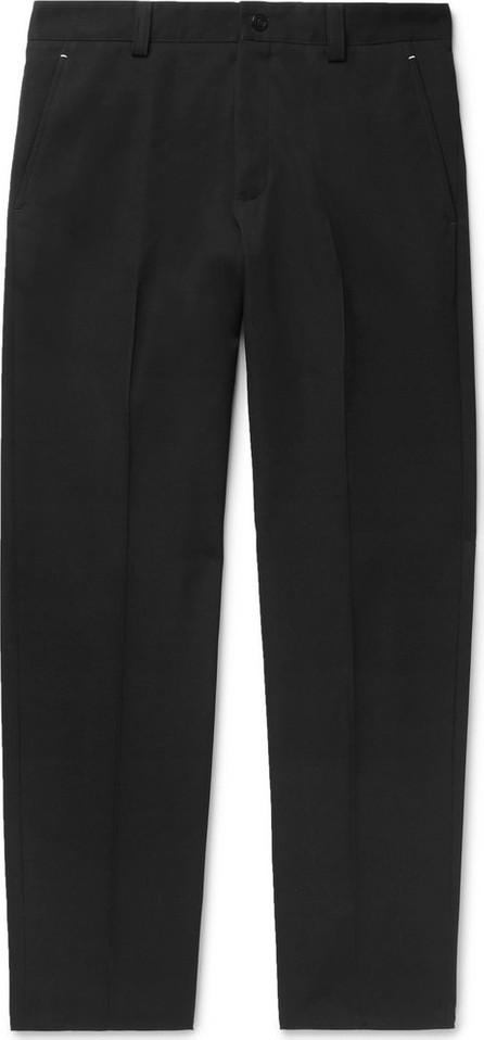 Berluti Black Tapered Wool-Twill Trousers
