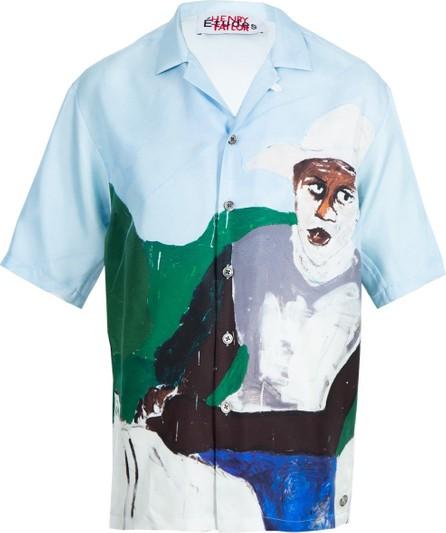 Etudes Etudes x Henry Taylor Silk Valley Shirt