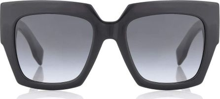 Fendi Facets oversized square sunglasses