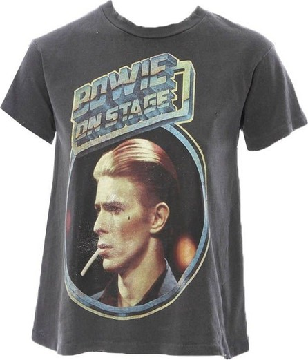 MADEWORN DAVID BOWIE ON STAGE CREW T-shirt