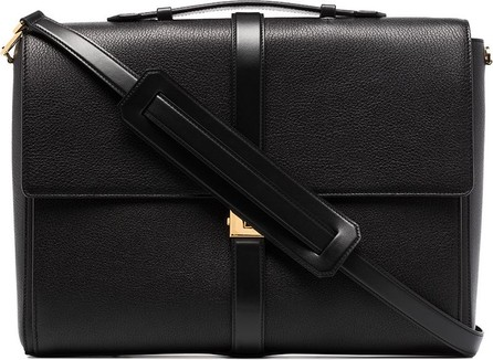 TOM FORD Clasp fastened briefcase