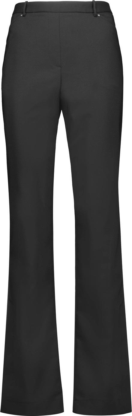 HALSTON HERITAGE Crepe bootcut pants