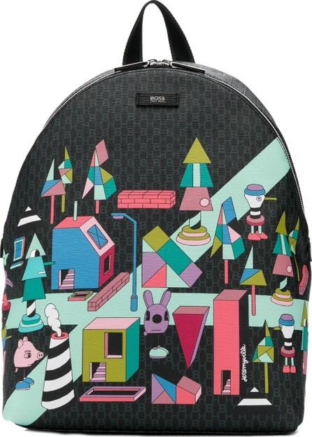 BOSS Hugo Boss X Jeremyville backpack