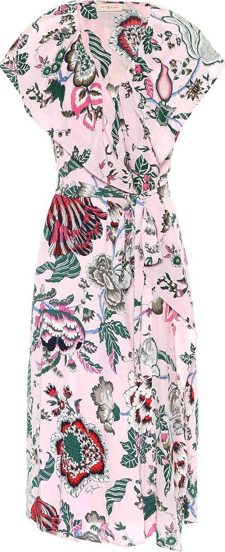 Tory Burch Floral-printed dress