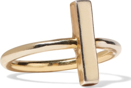 Adina Reyter 18-karat gold-plated sterling silver ring