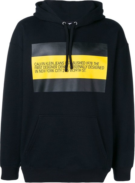 Calvin Klein Jeans Colourblock logo hoodie