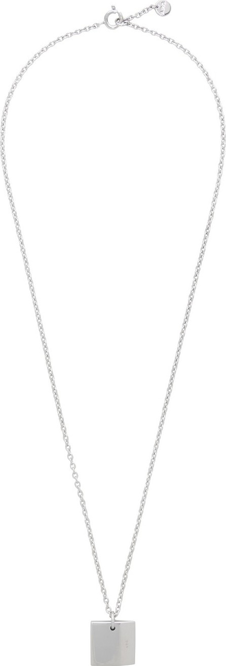 A.P.C. Silver Nolan Necklace