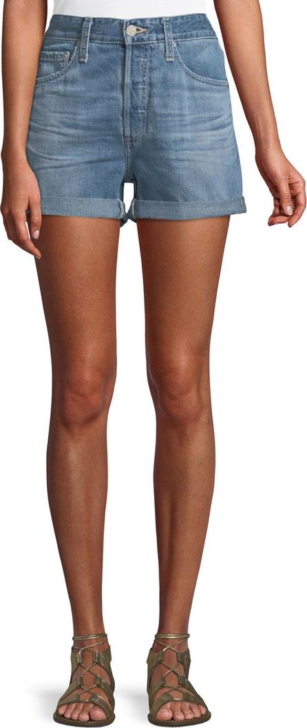 AG Jeans Alex Vintage Boyfriend Shorts