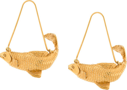Givenchy Fish earring