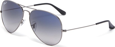 Ray Ban Metal frame aviator sunglasses