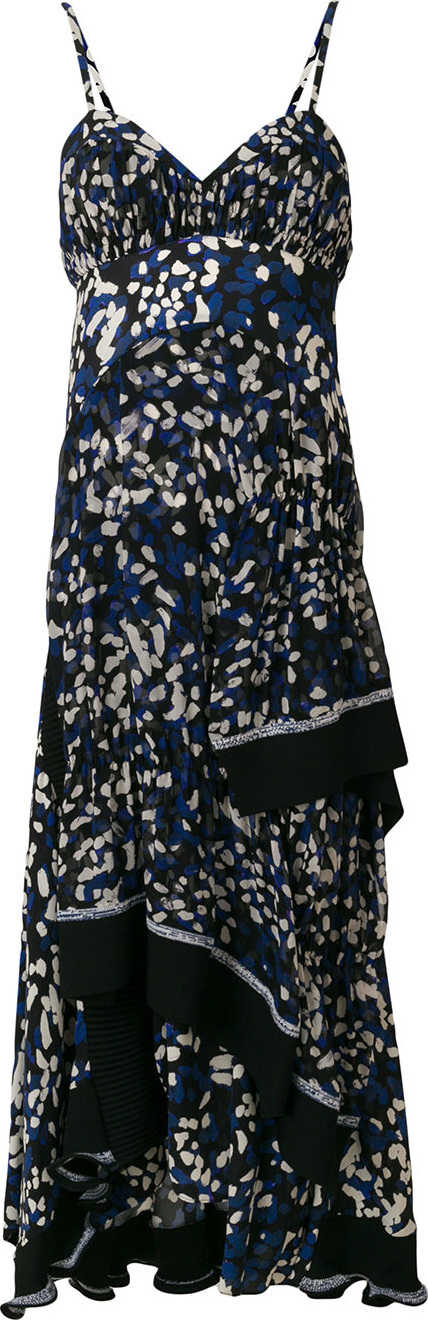 3.1 Phillip Lim Printed midi dress