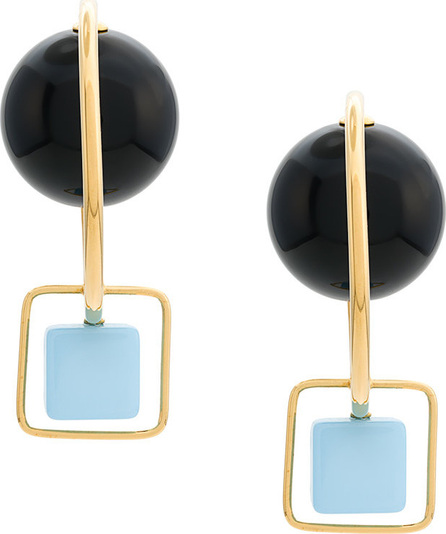 Marni Stone embellished earrings