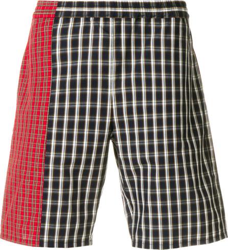 Gosha Rubchinskiy Checked bermuda shorts