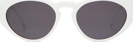 Andy Wolf Goran oval acetate sunglasses