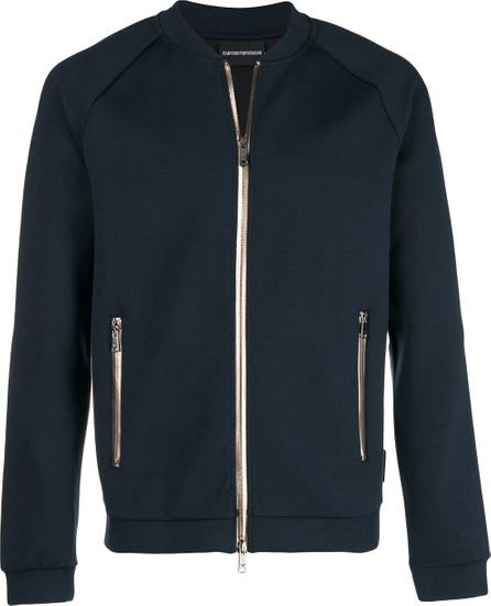 Emporio Armani Slim-fit track jacket