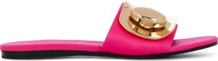Stella Luna Buckle detail slippers