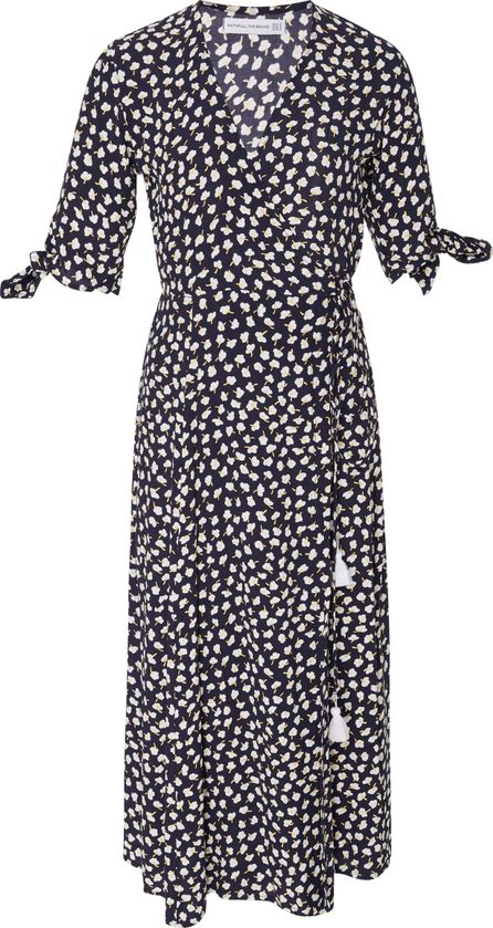 FAITHFULL Melodie Floral Midi Dress