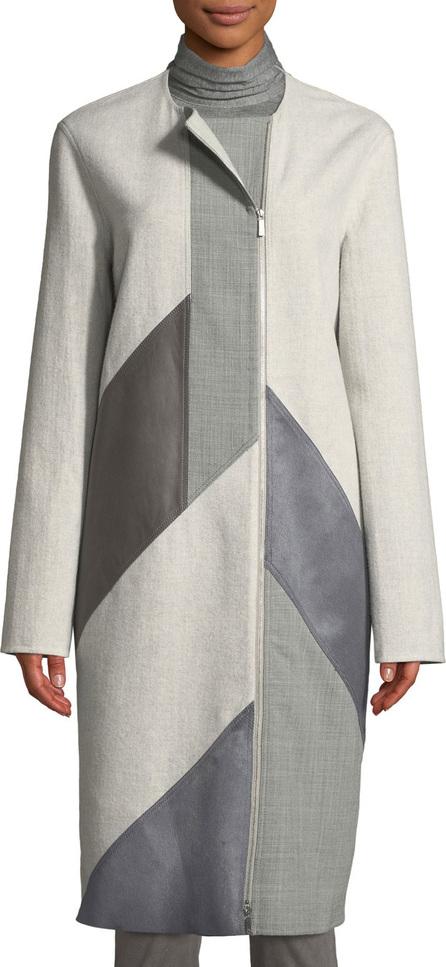 Lafayette 148 New York Rue Atrium Double-Face Coat