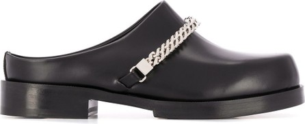 1017 ALYX 9SM Chain-detail chunky mules