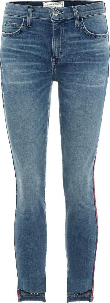 Current/Elliott The Stilleto skinny jeans