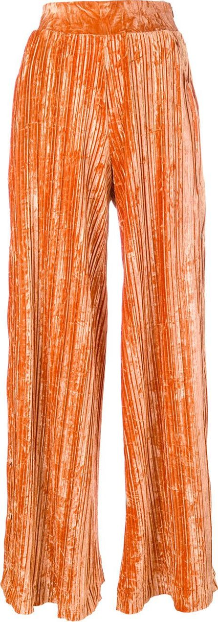 Aviu pleated pants