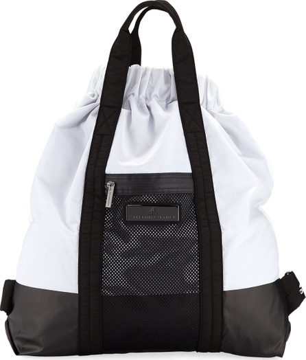 Adidas By Stella McCartney Open-Top Gym Sack Bag