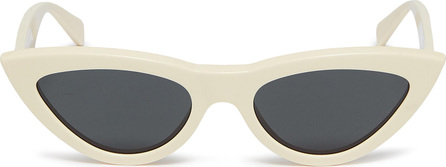 Celine Acetate narrow cat eye sunglasses