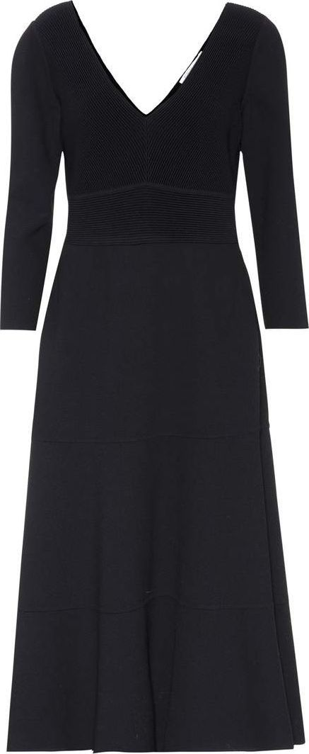 Agnona Agnona stretch-wool dress