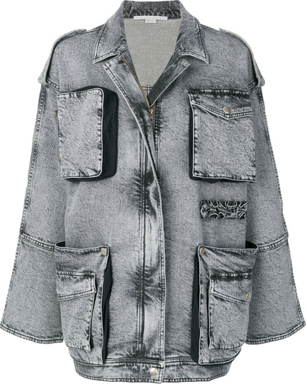 Stella McCartney Renee 80s wash jacket